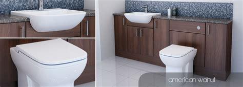 slimline fitted bathroom furniture 25 popular walnut bathroom furniture eyagci com