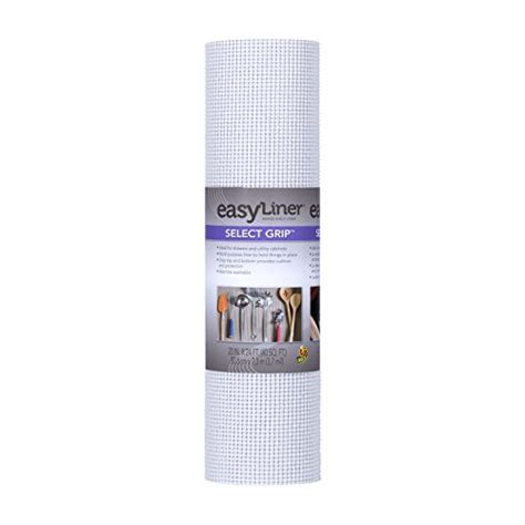 Duck Non Adhesive Shelf Liner by Duck Brand 281877 Select Grip Easy Liner Non Adhesive