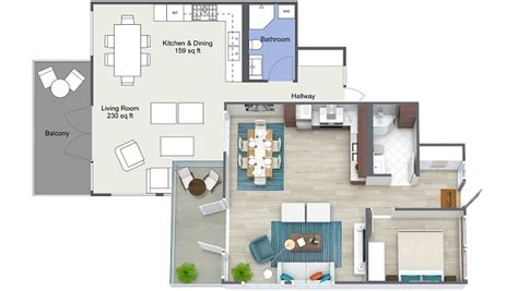 online floor plans floor plan online 2d floor plans roomsketcher design