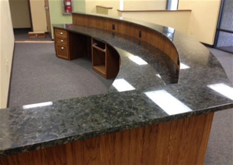 Business Countertops by Gallery Classic Kitchen And Granite