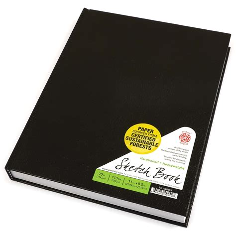 sketch book hardback traditional hardbound sketchbook pentalic