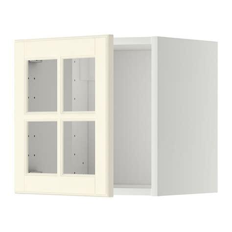 Ikea Fiskbo Bingkai Putih 50x70 Cm metod kabinet dinding dengan pintu kaca putih bodbyn putih pudar ikea