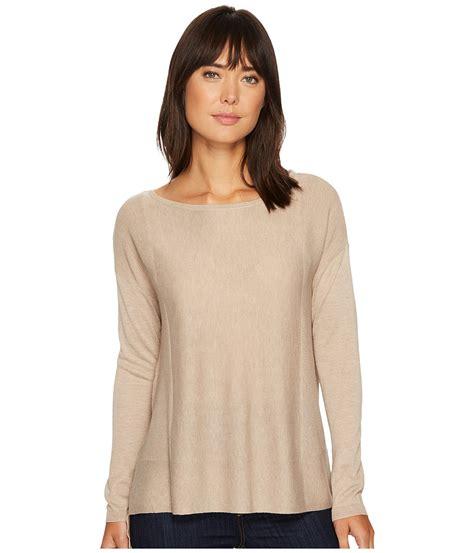 Dip Back Sweater v neck dip back sweater