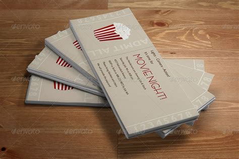 15 free event ticket mockups psdtemplatesblog