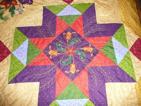 Different Quilt Patterns by Acorn Ridge Quilting Darlene S Harvest Spice Quilt
