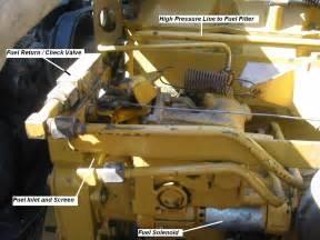 Fuel System Losing Prime Caterpillar 3116 Fuel System Schematic Caterpillar Get