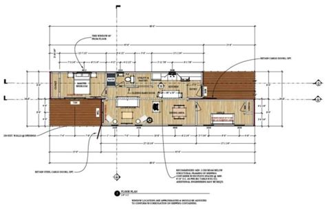 floor plans shipping container homes 720 sq ft shipping container house plans