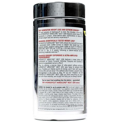 Promo Hydroxycut Non Stimulat 150 Caps muscletech hydroxycut next 100 capsules evitamins uk