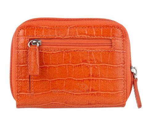 Fossil Croco Wallet L Walletbe Ultra Slim Croco Embossed Leather S Wallet