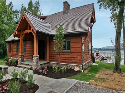 waterfront cottage floor plans small lakefront home plans small cottage house plans