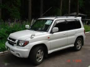 2005 Mitsubishi Pajero 2005 Mitsubishi Pajero Io Pictures Information And