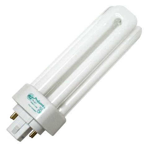 prolume eco shield fluorescent ls halco 109070 pl32t e 50 eco triple tube 4 pin base