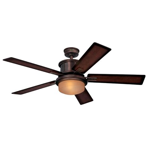 Westinghouse Light Ceiling Fan Icon Westinghouse Goodwin 52 In Brushed Bronze Indoor