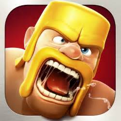 Clash of clans barbarian coloring pages