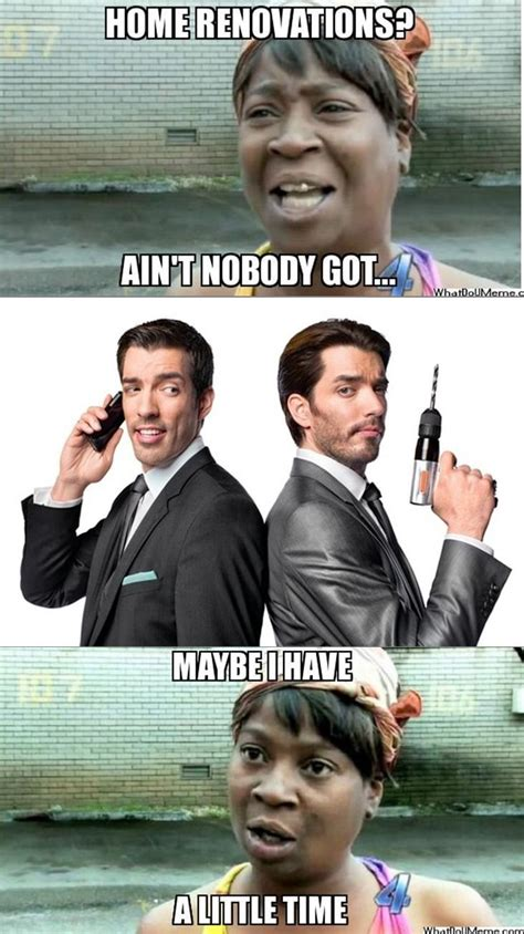do you keep the furniture on property brothers let s keep it real with these hgtv memes