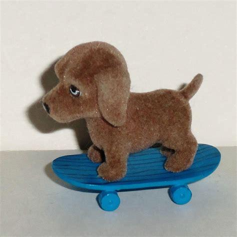 pocket puppies toys puppy in my pocket oscar dachshund flocked meg used