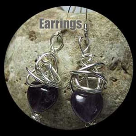Handmade Silver Jewelry Uk - image gallery handmade earrings uk