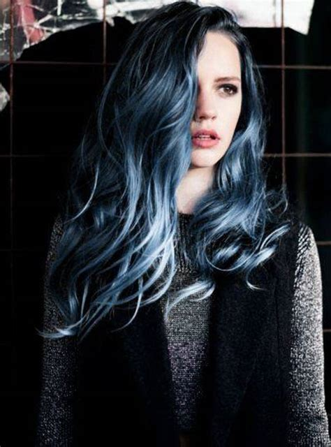 blue black hair color high resolution navy blue hair color 12 cute black blue