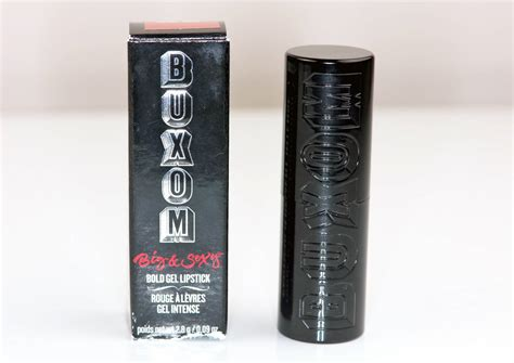 Deluxe Vs Dirt Cheap Givenchy And Revlon by Buxom Big And Bold Gel Lipstick Rebel