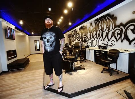 tattoo parlour open now tattoo shop intends to move needle in traditional