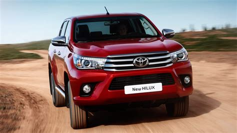 A Toyota Toyota Hilux Invincible 2016 Review By Car Magazine