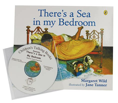 there a meeting in my bedroom there s a sea in my bedroom cd and book