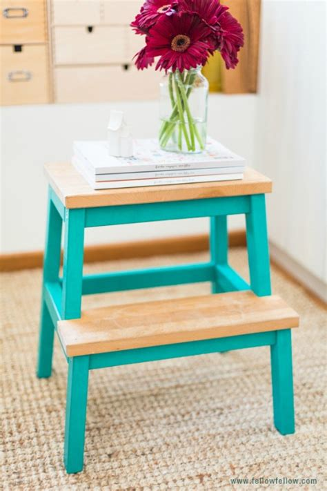 ikea stool hack ikea hacks bekvam step stool clean and scentsible
