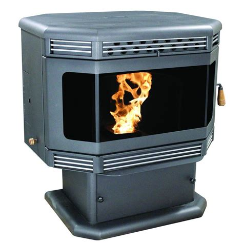 hearth products bay front pellet stove