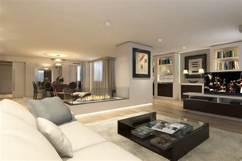 penthouse living rooms jose abascal 48 outstanding residences in madrid
