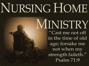 service for home nursing home ministry new beginnings church