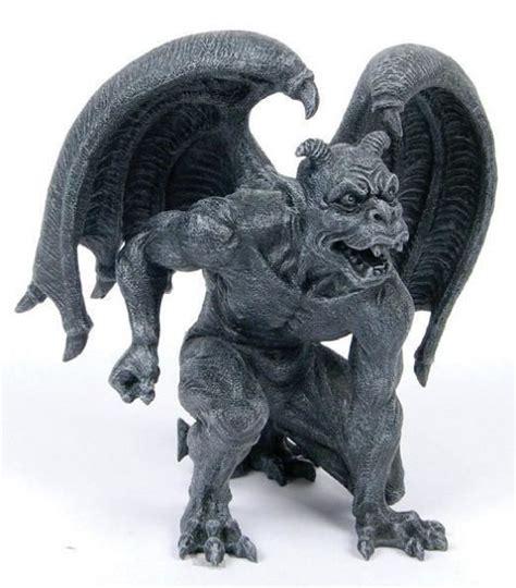gargoyle home decor short horned gargoyle statue figurine home decor grotesque
