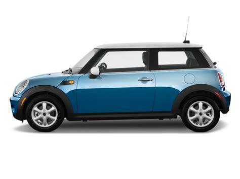 2 Mini Cooper by Image 2010 Mini Cooper Hardtop 2 Door Coupe Side Exterior