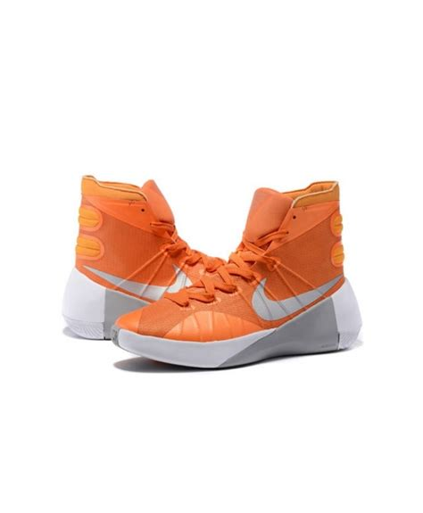 orange basketball shoes for nike hyperdunk 2015 tb orange grey mens basketball shoes
