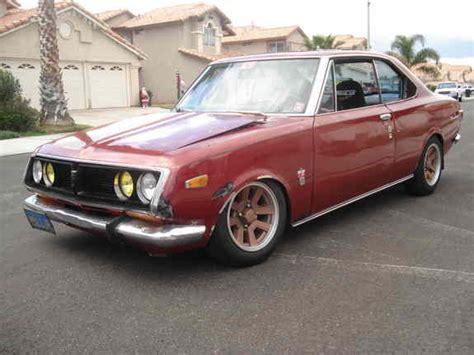 1970 Toyota Corona Driftonedge 1970 Toyota Corona Specs Photos Modification