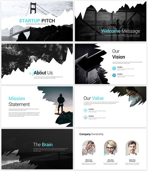 7 Insanely Creative Business Plan Templates The Mission Medium Creative Business Plan Template Free