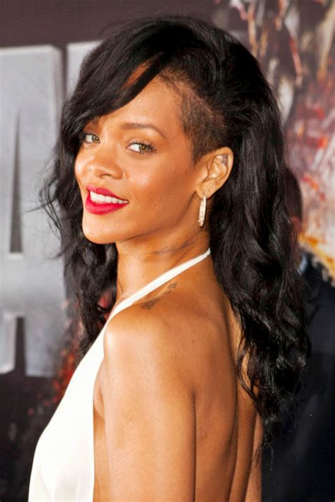 rihanna hairstyles top 35 looks in different years 50 best rihanna hairstyles our favorite rihanna hair