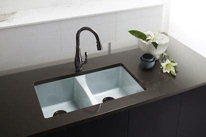 kohler deerfield cast iron sink kohler deerfield enameled cast iron sink pro remodeler