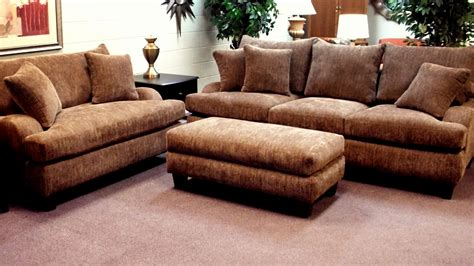 Furniture Comfy Design Of Oversized Couch For Charming