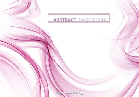 Sprei Wave Hitam Putih by Abstract Pink Smoke Vector Background Free