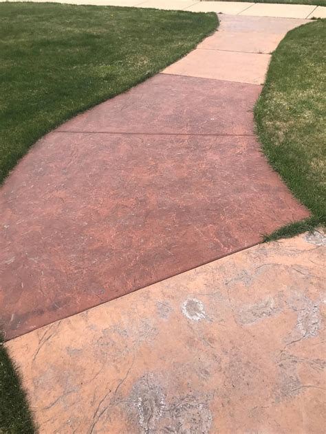 how to color concrete can i make my sted concrete a color if there
