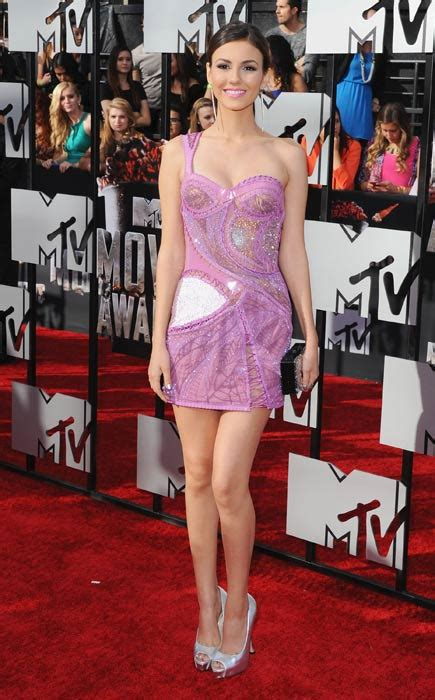 Mtv Awards Tight Trend by Mtv Awards 2014 The Best Fashion