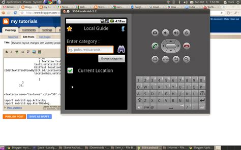 android layout changes when dynamic activity is started my tutorials dynamic layout changes with visibility property
