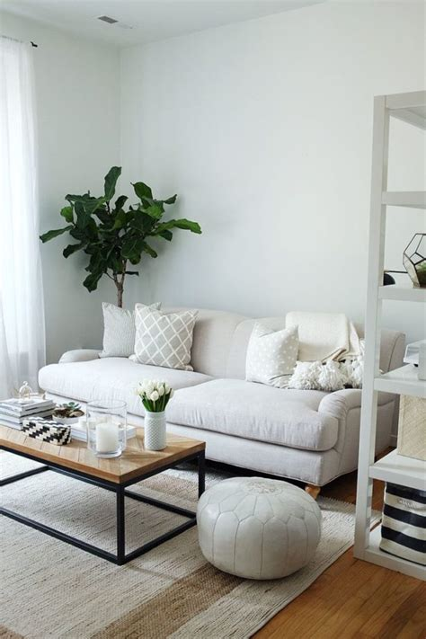 tips   charming small living room interior