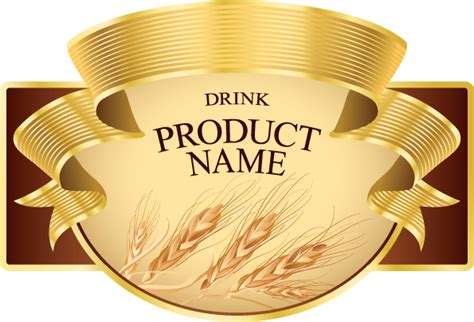 product label templates free product label design 02 vector free vector 4vector