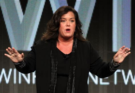 Banks Feels Up Rosie Odonnell by Rosie O Donnell Opens Up About Weight Loss Surgery