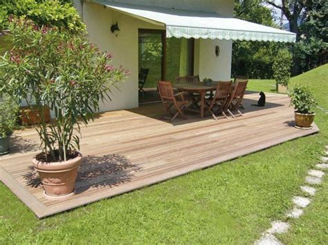 terrain en terrasse la terrasse cot 233 jardin