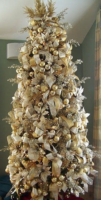 gold ivory christmas tree doing this in my master