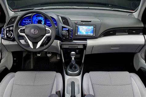 Interieur > Honda CR Z