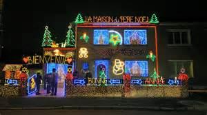 top 10 des plus belles maisons illumin 233 es de no 235 l le