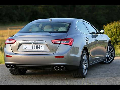 Maserati Price Tag by 2014 Maserati Ghibli Price Tag Autos Weblog